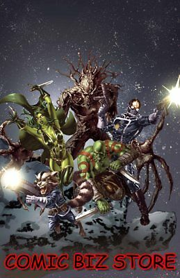 Guardians Of The Galaxy #1 (2019) 1St Printing Deodato Party Variant Cvr ($4.99)