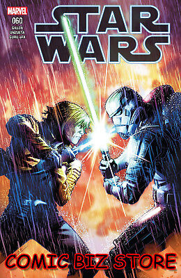 Star Wars #60 (2019) 1St Printing Bagged & Boarded Marvel Comics