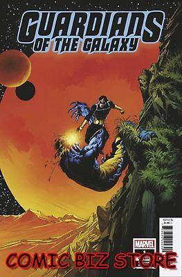 Guardians Of The Galaxy #1 (2019) 1St Print Wrightson Hidden Gem Variant ($4.99)