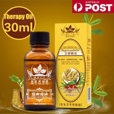 AU 2019 new arrival Plant Therapy Lymphatic Drainage Ginger Oil 100% Natural MU
