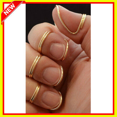 Featured-4 Picks- Butterfly Finger Picks® wThumb Made In USA Fingerstyle Guitar