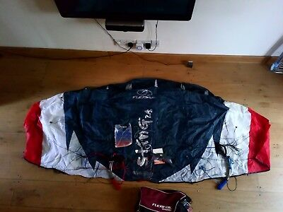 Flexifoil Sting 2.4m Power Kite Used once mint condition