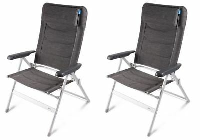 Attachable Footrest Kampa Luxury Plus Chair Modena