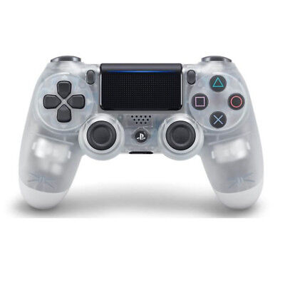 Manette PS4 Sony Playstation Dualshock 4 Crystal Silver Neuve