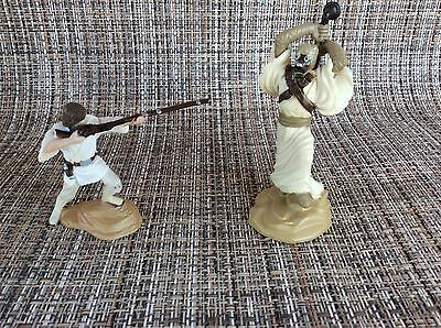 Hasbro Star Wars Battle Packs Unleashed Tatooine Luke W/ Tusken Raider Figure