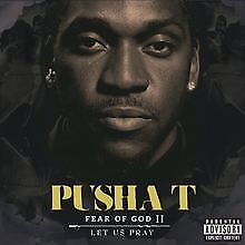 Fear of God II von Pusha T (the Clipse) | CD | Zustand gut
