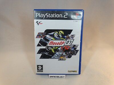 Motogp 07 Moto Gp 2007 Sony Ps2 Playstation 2 Pal Eu Eur Ita Italiano Originale