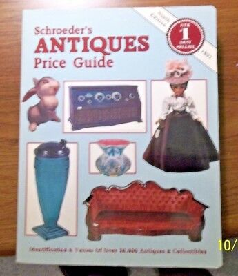 Schroeders Antiques Price Guide (1991, Paperback)