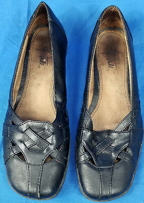 435c5f045a LIFESTRIDE LIFE STRIDE Gunmetal Steel Gray Loafers Size 8.5 1 2 ...