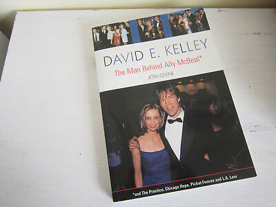 David E. Kelly - the man behind Ally McBeal