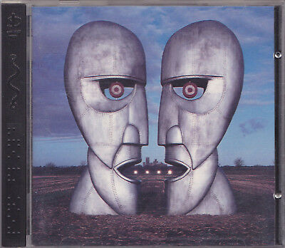 PINK FLOYD - The division bell CD 1994 gut bis sehr gut