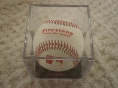 Firestone Rawlings Baseball In Case