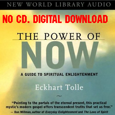 The Power of Now by Eckhart Tolle [AUDIO BOOK]