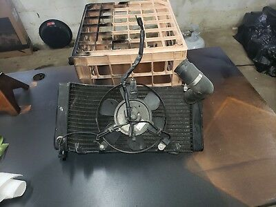 Honda Valkyrie Interstate OEM Radiator, Cooling Fan, Hose , Coolant Sensor....