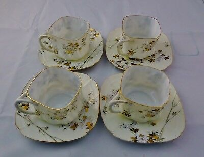 Oriental Cups And Saucers