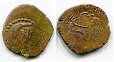 (12056)Chach, Ruler Nirt, 7-8 Ct AD