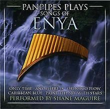 Panpipes Plays Songs of Enya (Panflöte) von Maguire,Shane | CD | Zustand gut