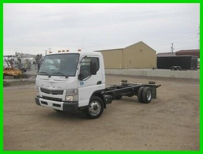 2012 MITSUBISHI FE160 3.0 DIESEL DUONIC TRANS CAB AND CHASSIS Used