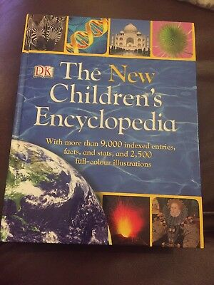 The New Childrens Encyclopedia