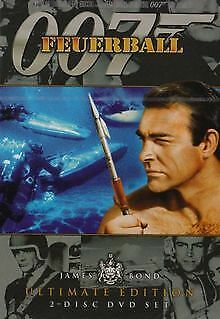 James Bond - Feuerball [2 DVDs] von Young, Terence | DVD | Zustand sehr gut