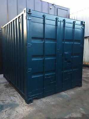 10ft x 8ft shipping container - Birmingham