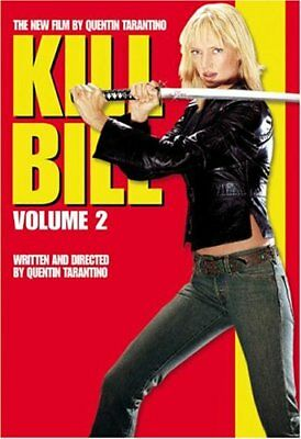 Kill Bill Vol. 2 (DVD, 2004, Anamorphic Widescreen) - Disc Only