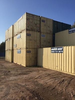 20ft x 8ft shipping container - London