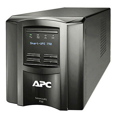 APC UPS SMT750i (genuine working condition but batteries need changing)