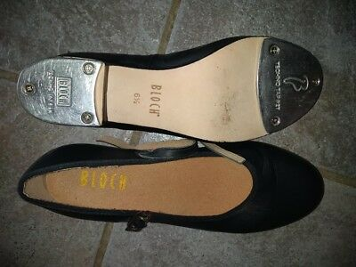 Bloch - Black Tap dance shoe size 6.5. EXCELLENT condition.