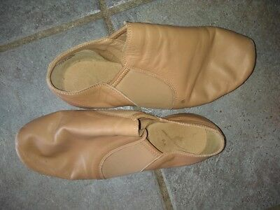 Energetiks - Tan Jazz size 8.5 GOOD cond & Tap size 7.5 Shoes EXCELLENT cond.