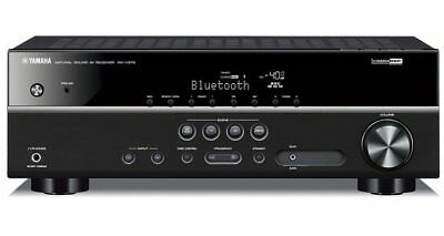 Yamaha RX-V379 5.1-channel home theater receiver with Bluetooth