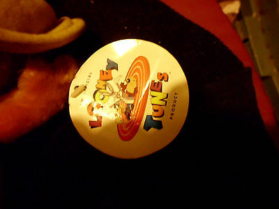 """ACE Looney Tunes Plush Speedy Gonzales Toy Mouse Yellow Hat 1997 10"""""""