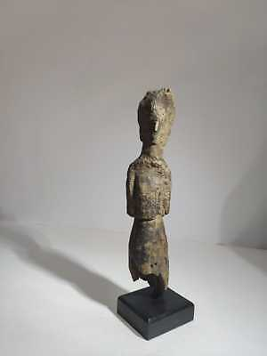 rare ANTIQUE EGYPTIAN Carved Wood slave statue Sculpture Circa 2000-1800 BC