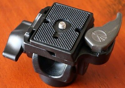 Manfrotto 234RC Monopod Head & Mounting Plate (New)