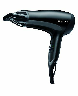 Remington Hair Dryer Blower Eco Setting Fast Efficient Styling Ionic Grille New