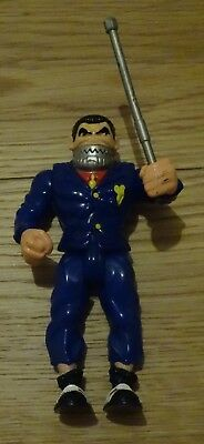 Jaws James Bond Jr. Figure COMPLETE Chomping Jaw-Crushing Action!