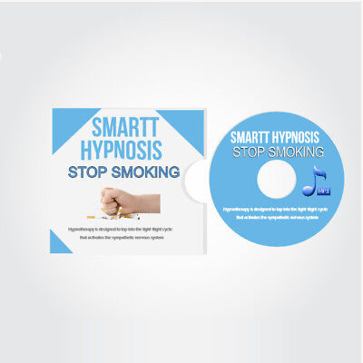 Hypnosis - Stop Smoking With Self Hypnosis Audio