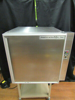 Powers Scientific INC IS27SD Low Temperature Freezer 2-50°C thermo revco