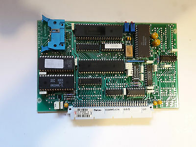 Datex Ohmeda Ch 4F 875106-4 Pox/cpu Board