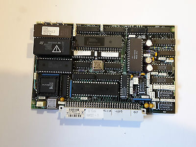 Datex Ohmeda Ch 4F 882706 Cpu Board