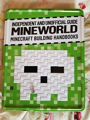 Mineworld Independent And Unofficial Guide Minecraft Building Handbooks Tin
