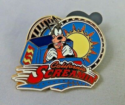 Disney Disneyland California Adventure Pin - Goofy on the California Screamin'
