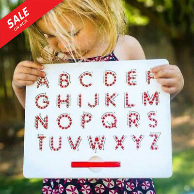 NEW Ms. Mona's Magnetic Alphabet Learner - FAST SHIPPING - You need this