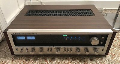Vintage Pioneer Stereo Receiver Model SX-737 35 Watts per Channel