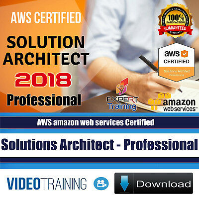 AWS Certified Solutions Architect Professional 2018 Video  Course DOWNLOAD