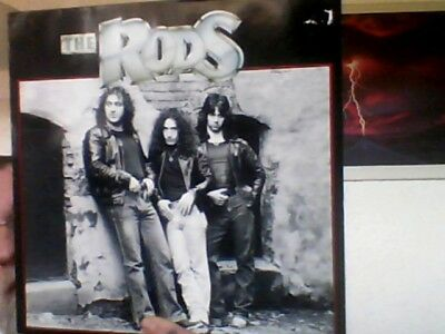 The RODS - same/First            US METAL