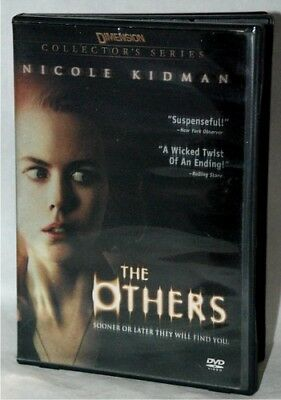 The Others [Two-Disc Collectors Edition DVD] Nicole Kidman,Christopher Eccleston