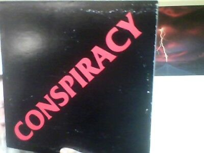 CONSPIRACY - same               US METAL