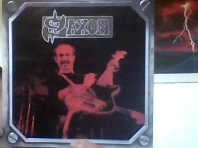 "SAXON - Backs to the Wall   7"" Single          NWOBHM"