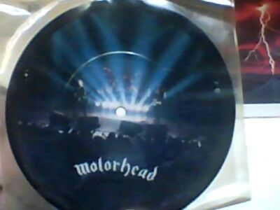 "MOTÖRHEAD - Motörhead(Live)/Over the Top    7"" PICTURE Single"